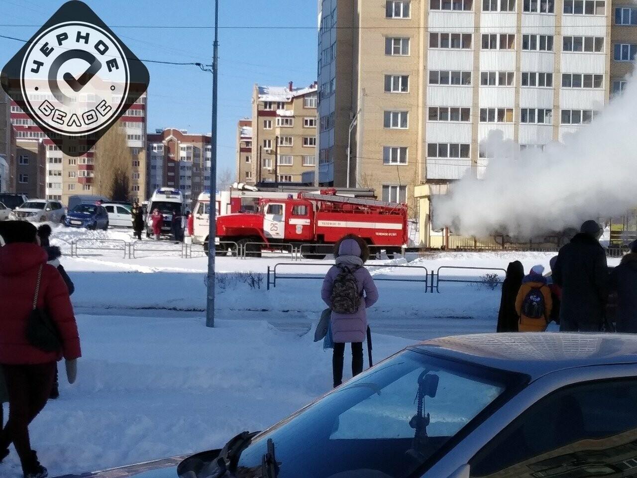 В Магнитогорске сгорел ларёк, фото-1