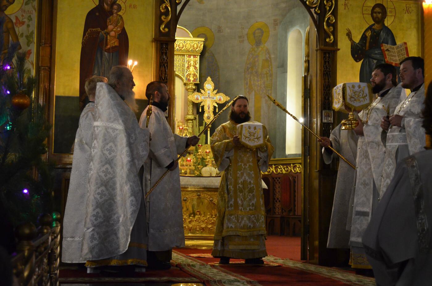 Православные Магнитогорска отметили Рождество, фото-4