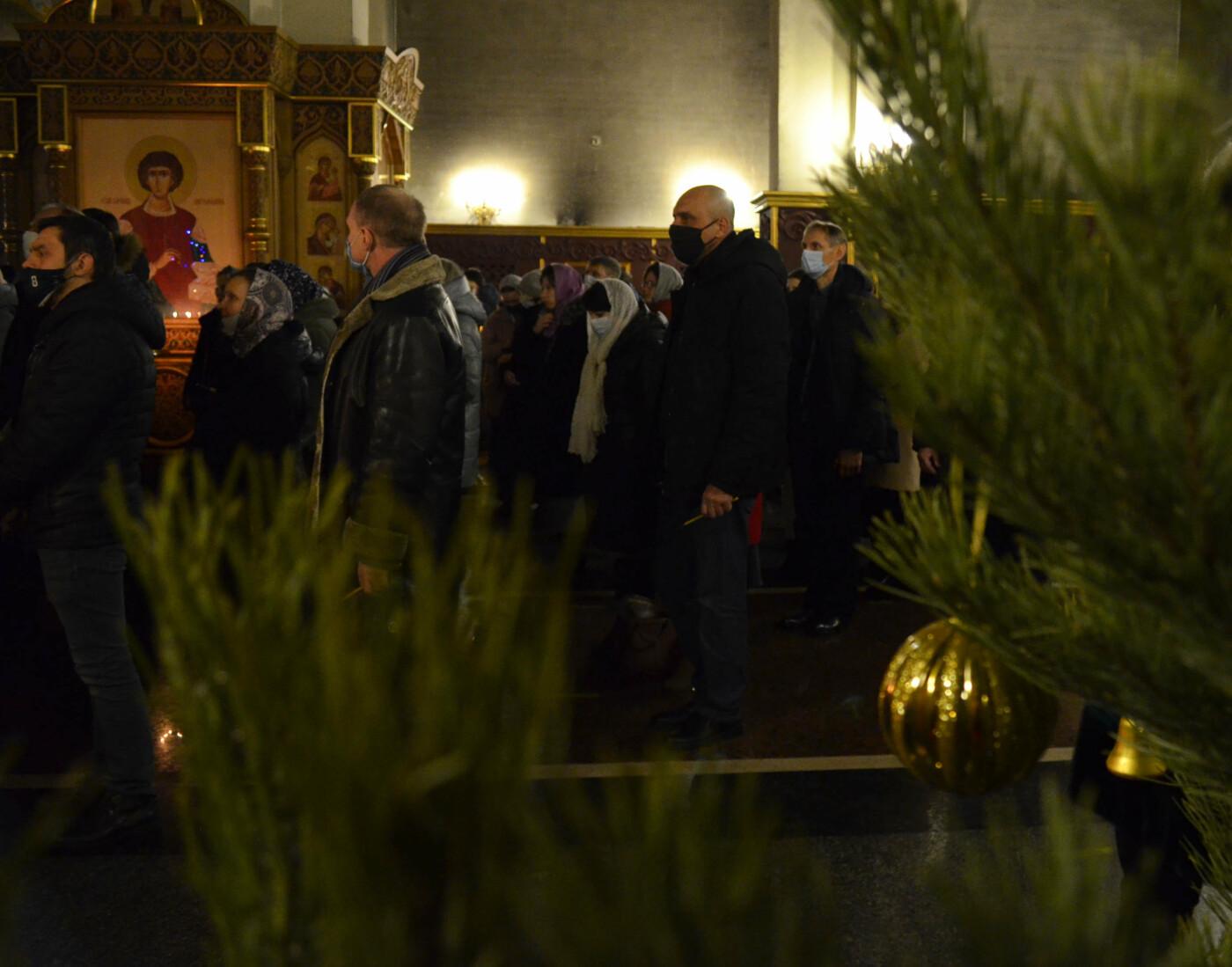 Православные Магнитогорска отметили Рождество, фото-11