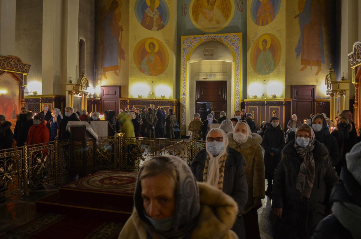 Православные Магнитогорска отметили Рождество, фото-7
