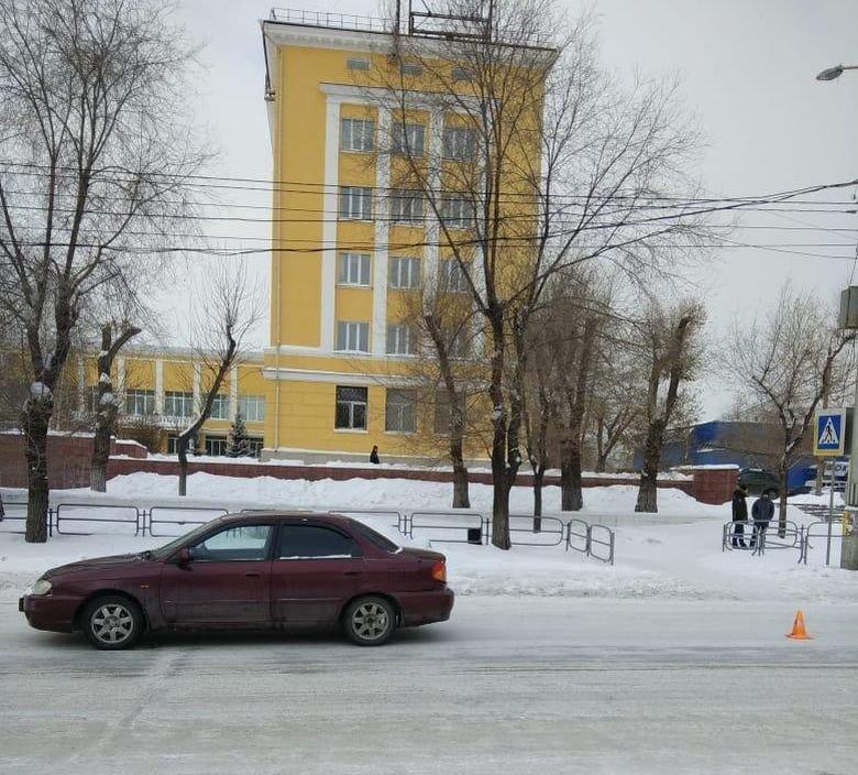 В Магнитогорске травмы получили пешеход и пассажир, фото-1