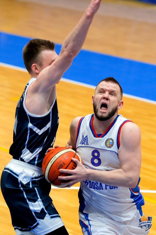 Баскетболисты в Магнитогорске сыграли на равных, фото-1