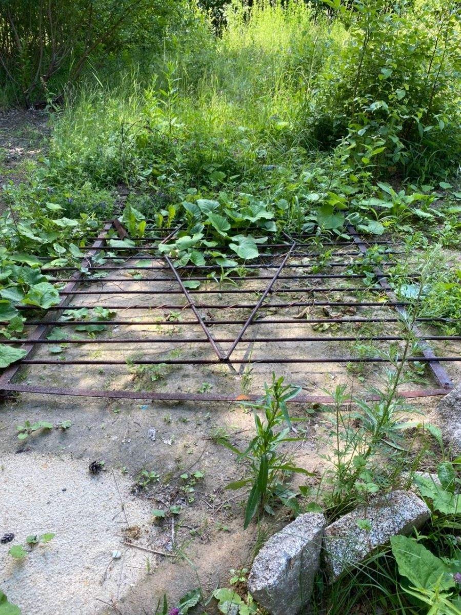 Очередной забор у водоёма снесли ради свободного доступа южноуральцев к воде, фото-1