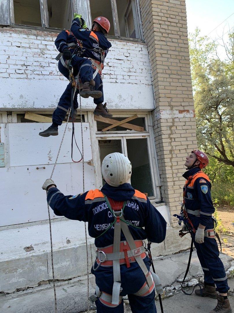 Спасатели Магнитогорска показали высокий класс подготовки, фото-1