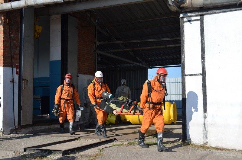 Магнитогорские спасатели предотвратили экологическую катастрофу, фото-4