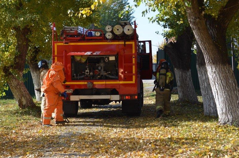 Магнитогорские спасатели предотвратили экологическую катастрофу, фото-6