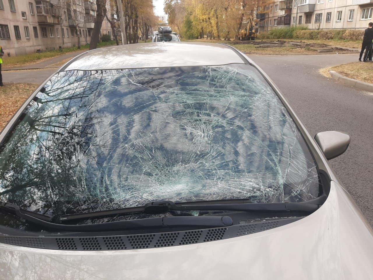 Жительница Магнитогорска получила травмы при переходе в неположенном месте, фото-1