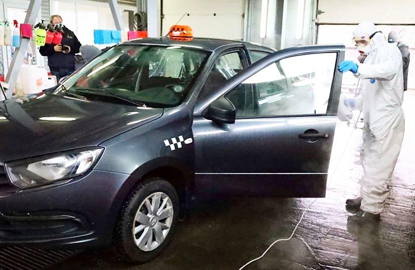 Система доставки медработников машинами такси заработала в Магитогорске, фото-1