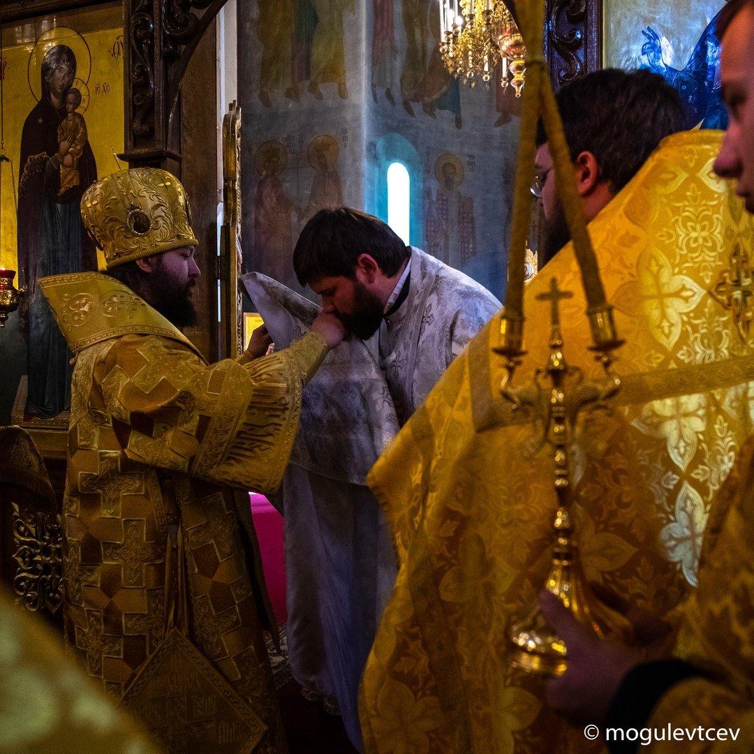 В Магнитогорской епархии сменился секретарь, фото-1