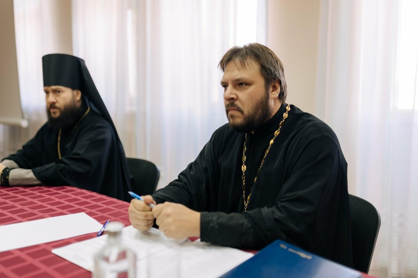 В Магнитогорской епархии сменился секретарь, фото-2