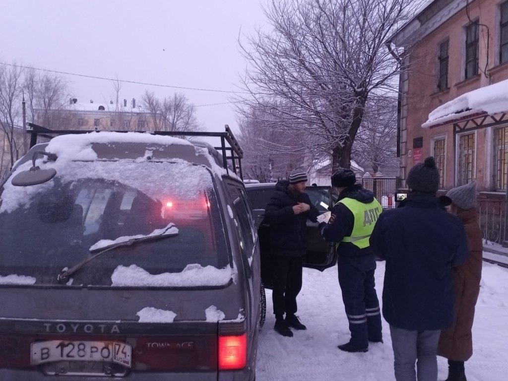 В магнитогорском ГИБДД подвели итоги профилактической акции «Автобус», фото-1